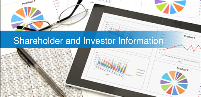 Shareholder and Investor Information