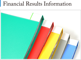 Financial Results Information