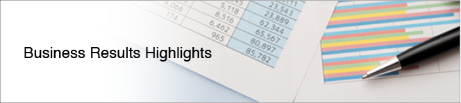 Business Results Highlights